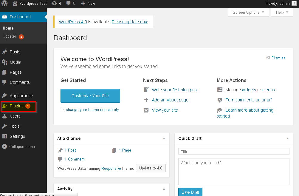 How to write a WordPress plugin?